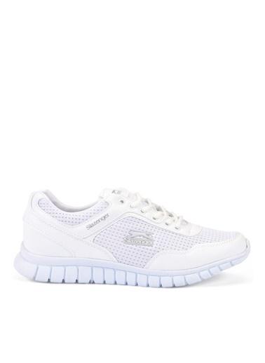 Slazenger Slazenger AERON I Sneaker Erkek Ayakkabı  Beyaz